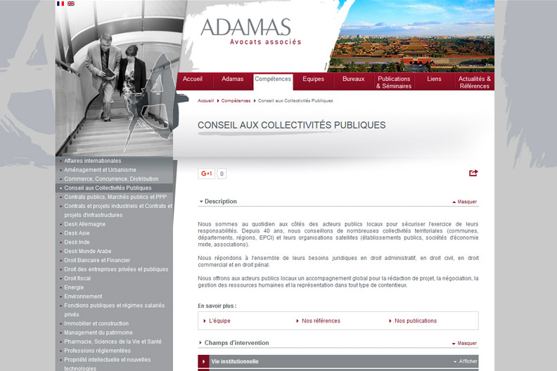 Adamas Lawfirm