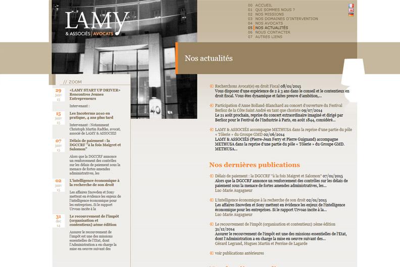 Lamy & Associés