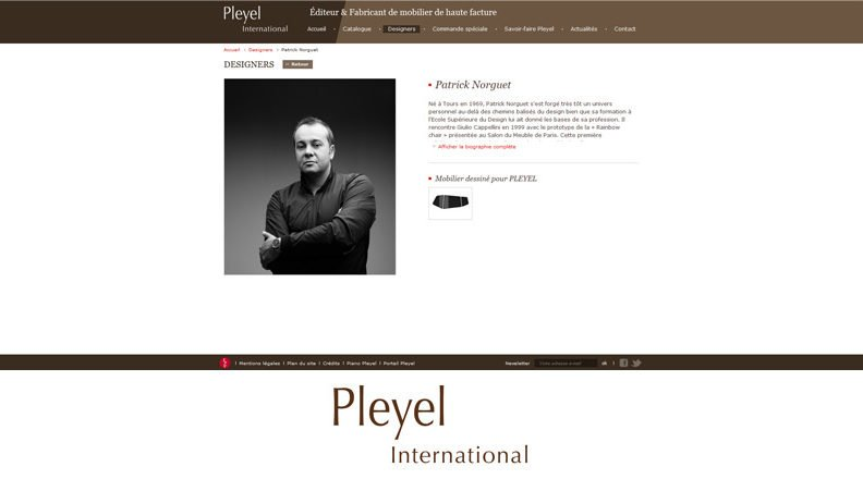Pleyel Internationnal