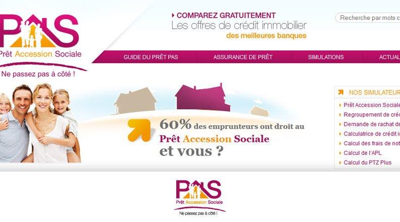 Pr t accession sociale ice development for Le pret accession sociale
