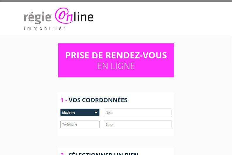 Régie Online