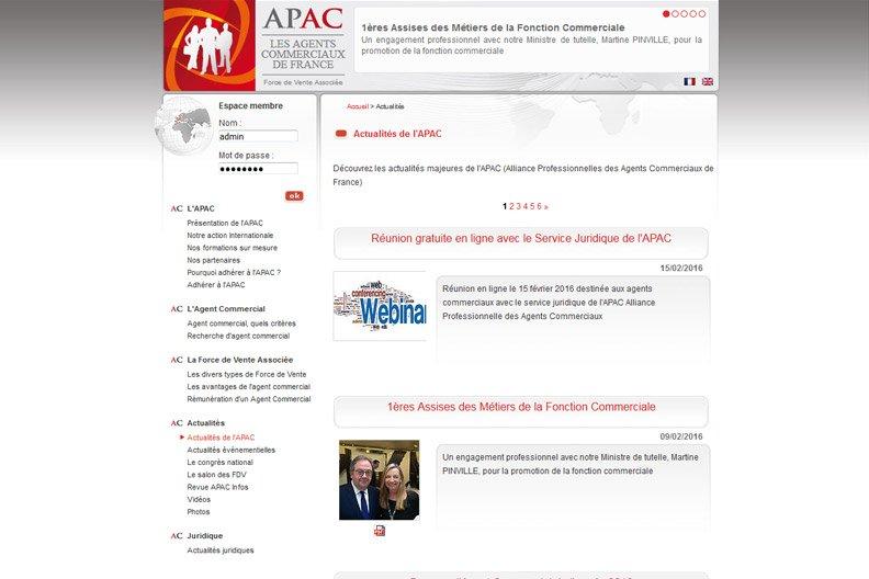 APAC France