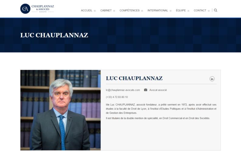 Chauplannaz