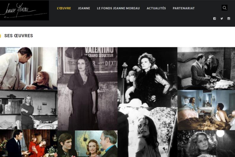 Fonds Jeanne Moreau