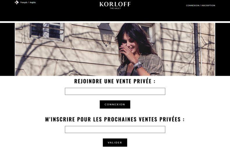 Korloff Vault
